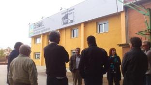 Visita a la Cooperativa  COSIDEL