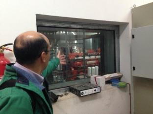 Expertos del proyecto LIFE Opere hacen una visita guiada del sitio de demostración