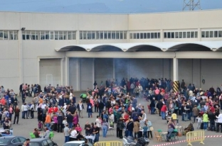 La Cooperativa recibió un gran grupo de personas para la Festa de l'Oli Nou en Cambrils