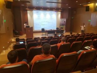 2nd technical seminar in Thessaloniki 2