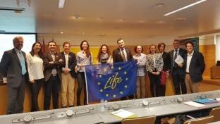 LIFE networking con 6 otros proyectos LIFE