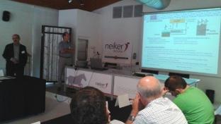 Exitosa presentación y networking del proyecto en AGRIPIR
