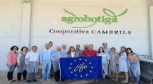 Kick-off del proyecto Coop 2020 en Cambrils