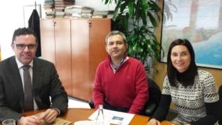 Coop 2020 se reúne con el director de la Agencia de Residuos de Cataluña