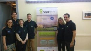 Ya tenemos los polos para el proyecto Coop2020