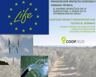 Invitación jornada técnica sobre ahorro energético en agricultura