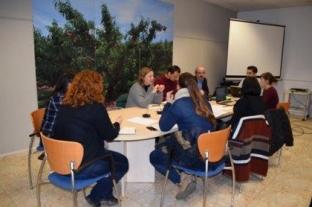 Sexta reunión oficial del proyecto en Cambrils