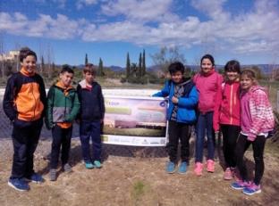 La Escuela de Guillem Fortuny visita el Proyecto Coop2020 en Cambrils