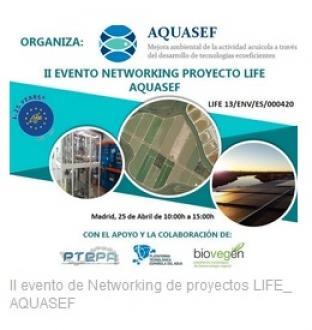 Transfer participa en evento Networking de Proyectos LIFE