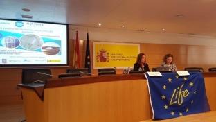 Exitosa participación en el evento Networking proyecto LIFE Aquasef en Madrid