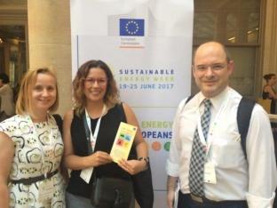 Networking entre proyectos LIFE en EUSEW17