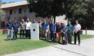 Networking con LIFE Rewind en Viñas del Vero e UNIZAR Huesca