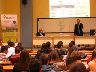 Jornada técnica del proyecto LIFE Coop 2020 en Kozani