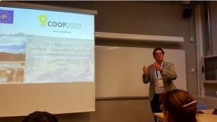 Coop 2020 participa en Conferencia Internacional en Barcelona