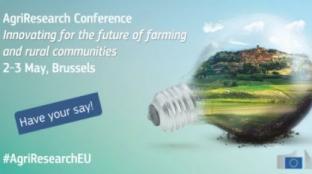 Transfer presenta COOP 2020 en conferencia Agriresearch