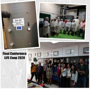 Dissemination of final conference